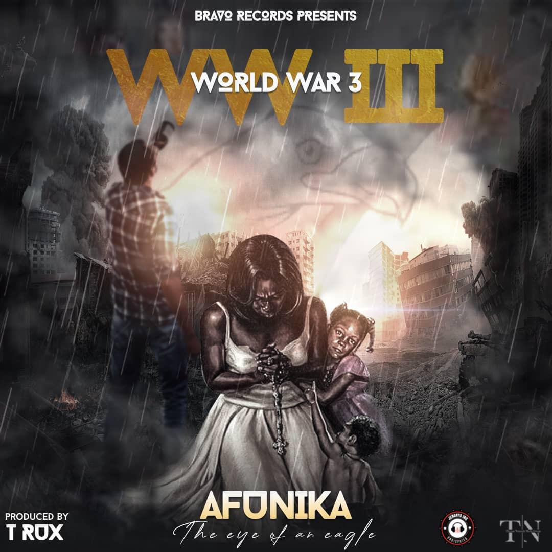 Afunika – World War III prod by T Rux