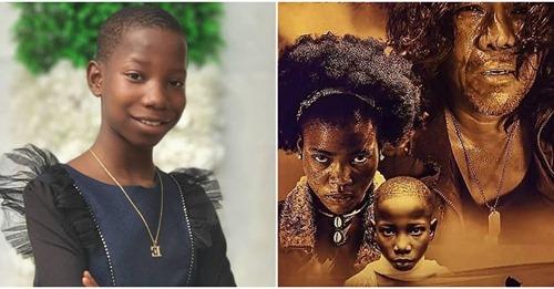 10-year-old Nigerian comedian Emmanuella Debuts in an Australian Action Film